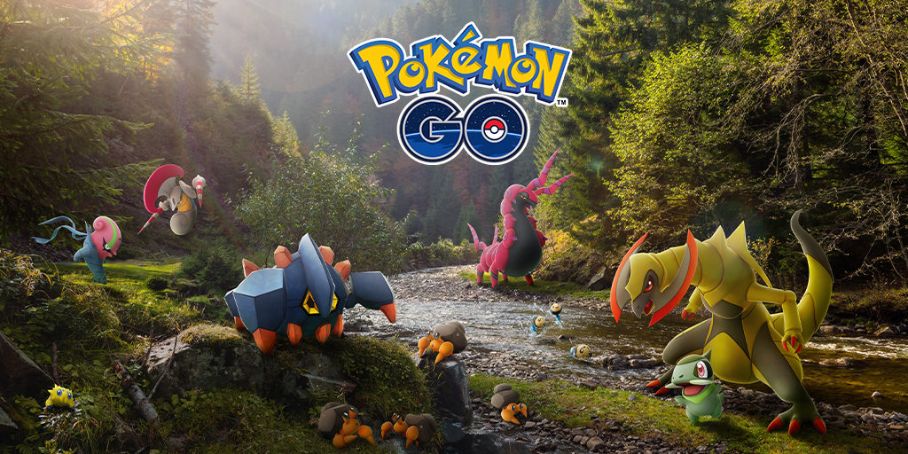 New Gen 5 Pokemon and Trade Evolution in Pokemon Go