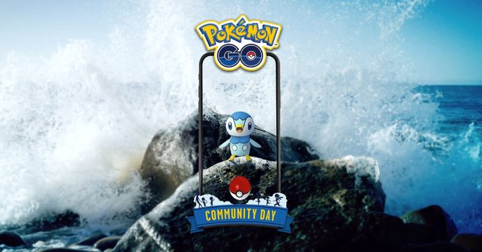 Piplup Community Day in Pokemon Go India