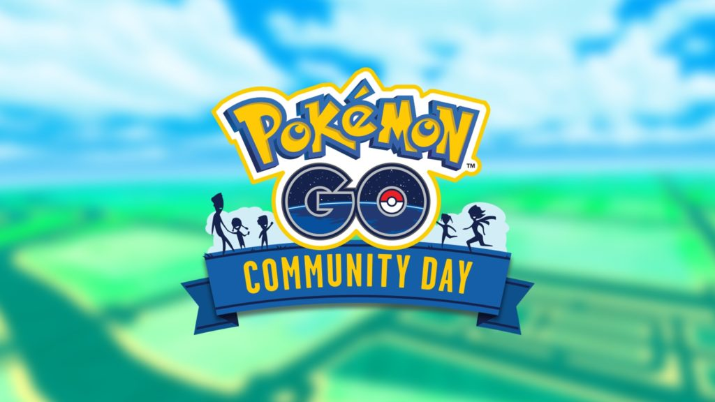 Pokemon go community day voting